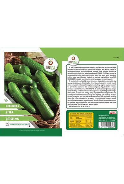 Birtaş Çengelköy Salatalık Tohumu Paket