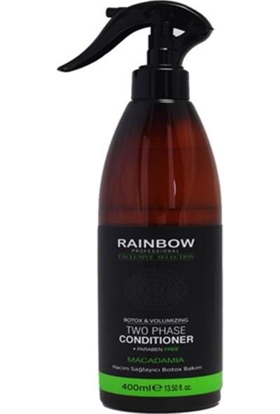 Rainbow Macadamia Hacim Sağlayan Saç Bakım Spreyi 400 ml
