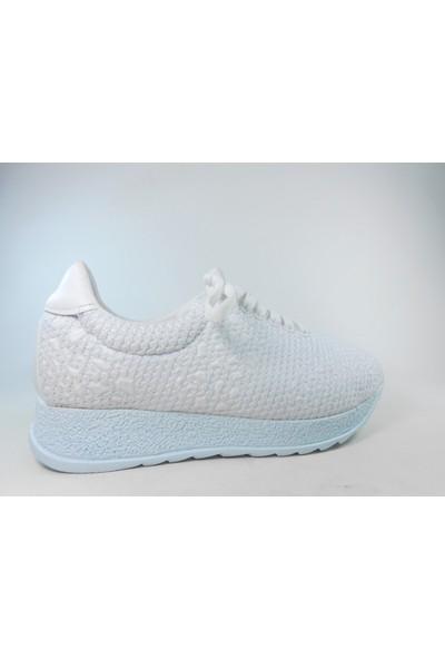 Rozet Ayakkabı Kadın Spor Ayakkabı 12707