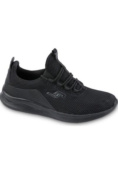 Jump Özel Beden Siyah Erkek Spor Ayakkabı 24784