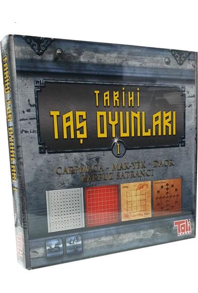 Toli Games Tarihi Taş Oyunları 1