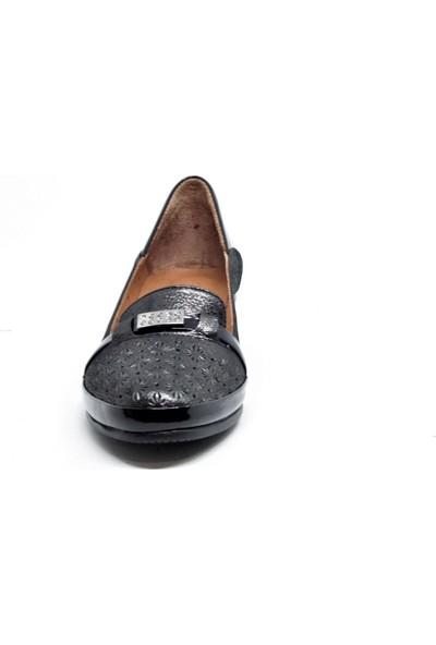 Messimod 4013 Siyah Kadın Ayakkabı