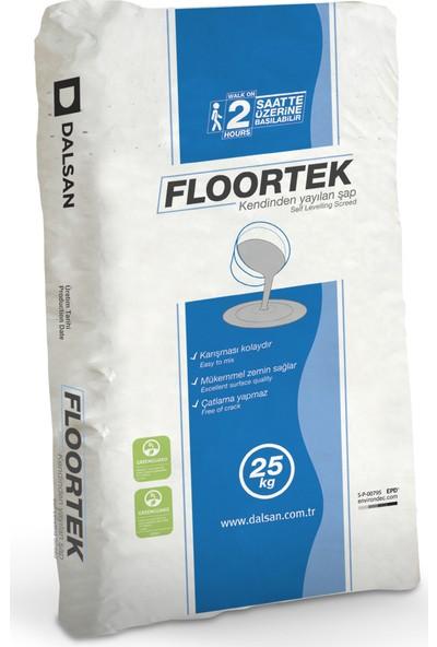 Dalsan Floortek Kendinden Yayılan Şap 25 kg