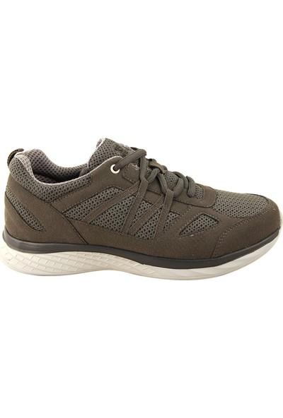 Forelli 54803 Kadın Gri Spor Ayakkabı