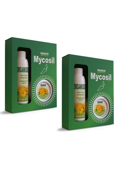 Organische Mycosil Tırnak Mantarı Seti 2 Kutu