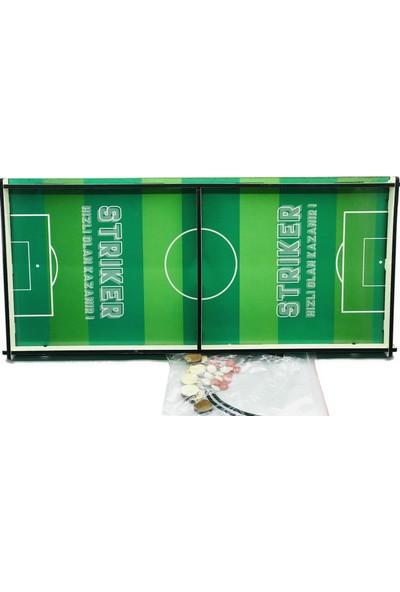 Futbol Arena Oyunu Çek Şut ve Gol 3 Taş 9 Taş Oyunu