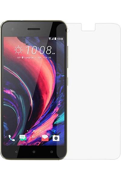 HerBütçeye Maxi HTC Desire 10 Pro Şeffaf Temperli Cam