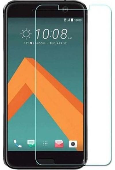 HerBütçeye Maxi HTC Desire 12 Şeffaf Temperli Cam