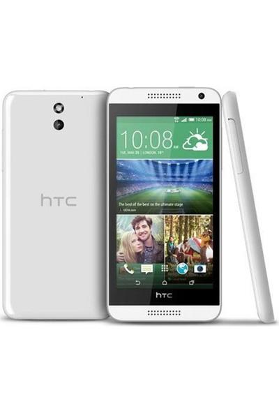HerBütçeye Maxi HTC Desire 610 Şeffaf Temperli Cam