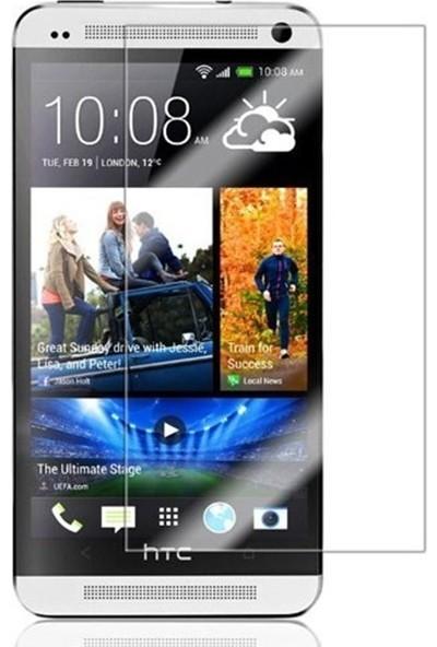 HerBütçeye Maxi HTC Desire 616 Şeffaf Temperli Cam