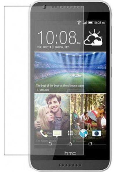 HerBütçeye Maxi HTC Desire 620 Şeffaf Temperli Cam