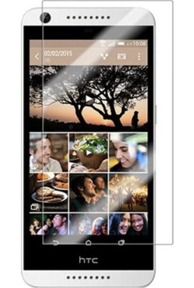 HerBütçeye Maxi HTC Desire 626 Şeffaf Temperli Cam