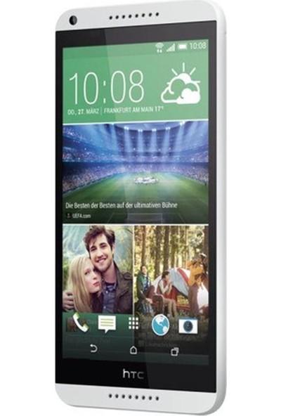HerBütçeye Maxi HTC Desire 816 Şeffaf Temperli Cam