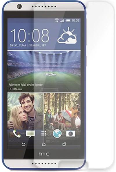 HerBütçeye Maxi HTC Desire 830 Şeffaf Temperli Cam