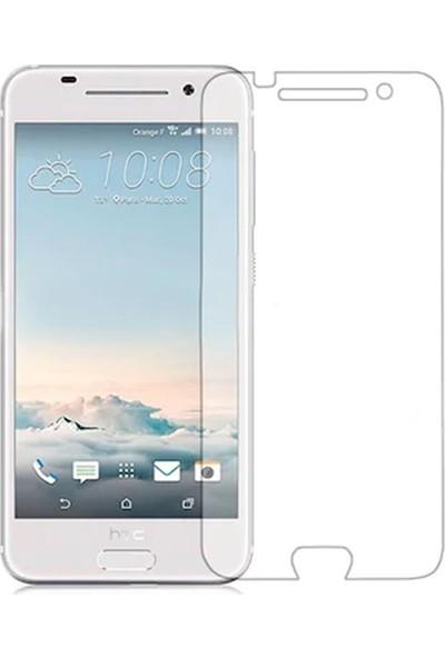 HerBütçeye Maxi HTC One A9 Şeffaf Temperli Cam