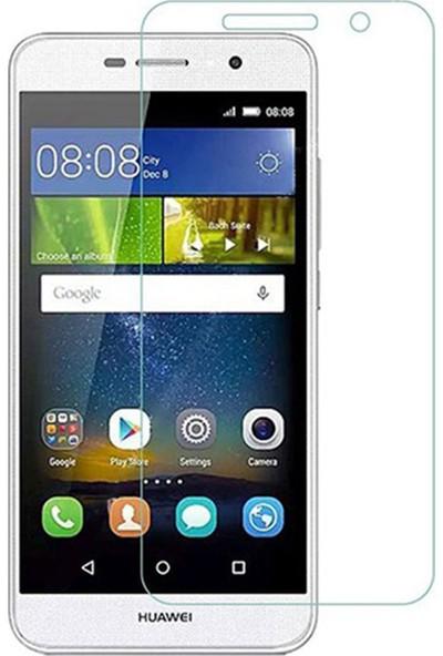HerBütçeye Maxi Huawei Ascend G7 Şeffaf Temperli Cam