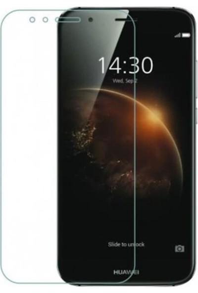 HerBütçeye Maxi Huawei Gr3 2017 Şeffaf Temperli Cam