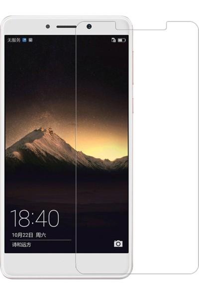 HerBütçeye Maxi Huawei Gr5 2017 Şeffaf Temperli Cam