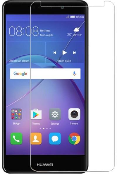 HerBütçeye Maxi Huawei Gr5 Şeffaf Temperli Cam