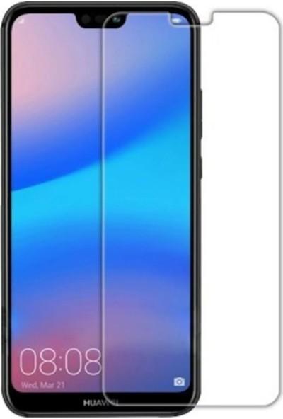 HerBütçeye Maxi Huawei Mate 20 Şeffaf Temperli Cam