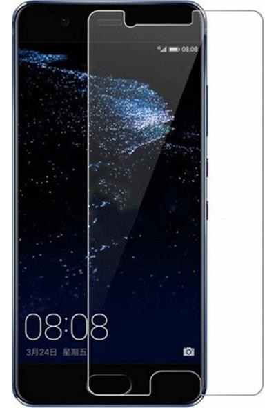 HerBütçeye Maxi Huawei P10 Plus Şeffaf Temperli Cam