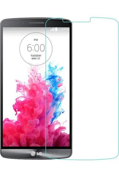 HerBütçeye Maxi LG G3 Stylus Şeffaf Temperli Cam