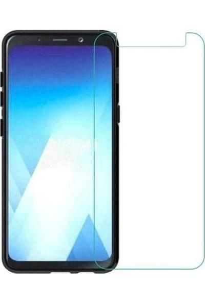 HerBütçeye Maxi Samsung Galaxy C5 Pro Şeffaf Temperli Cam