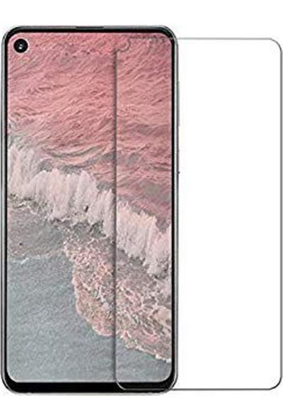 HerBütçeye Maxi Samsung Galaxy A60 Şeffaf Temperli Cam