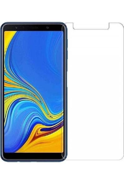 HerBütçeye Maxi Samsung Galaxy A7 Şeffaf Temperli Cam