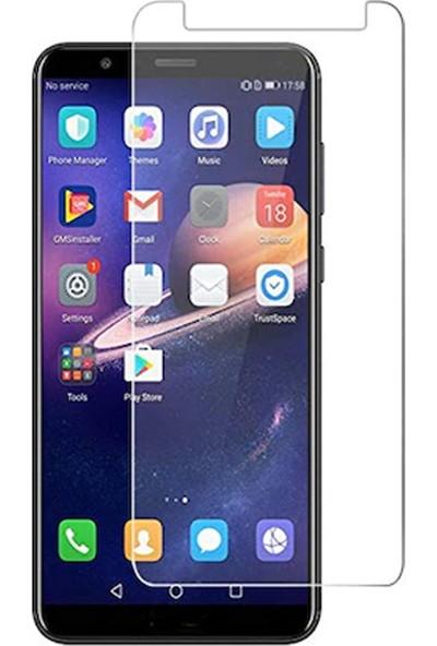 HerBütçeye Maxi Samsung Galaxy M40 Şeffaf Temperli Cam