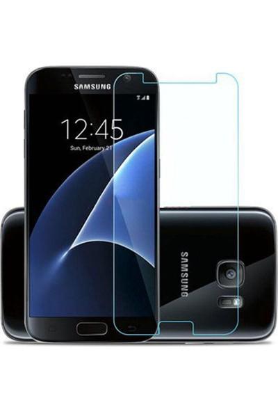 HerBütçeye Maxi Samsung Galaxy S7 Şeffaf Temperli Cam