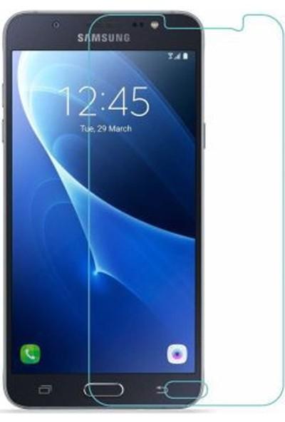 HerBütçeye Maxi Samsung Galaxy J1 Şeffaf Temperli Cam