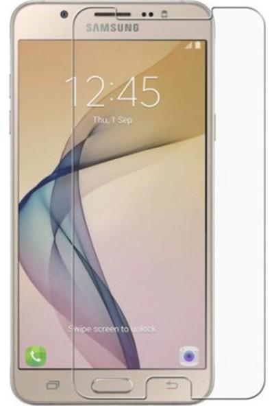 HerBütçeye Maxi Samsung Galaxy J2 Prime Şeffaf Temperli Cam