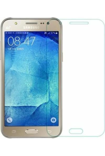 HerBütçeye Maxi Samsung Galaxy J2 Şeffaf Temperli Cam