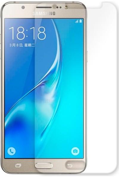 HerBütçeye Maxi Samsung Galaxy J5 2016 Şeffaf Temperli Cam