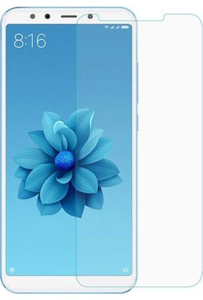 HerBütçeye Maxi Xiaomi Mi 6x Şeffaf Temperli Cam