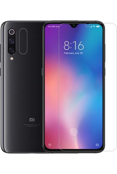 HerBütçeye Maxi Xiaomi Mi 9x Şeffaf Temperli Cam