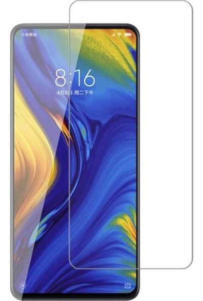 HerBütçeye Maxi Xiaomi Mi Mix 3 Şeffaf Temperli Cam