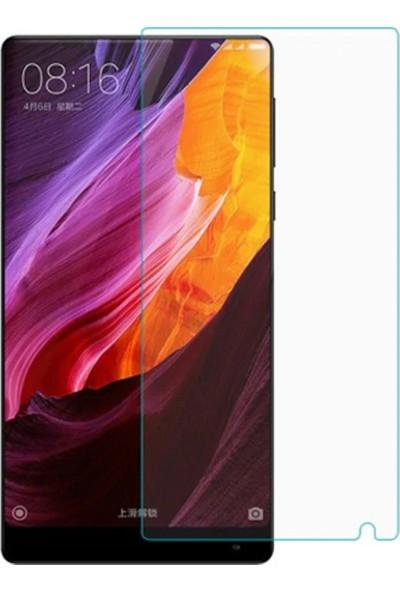 HerBütçeye Maxi Xiaomi Mi Mix Şeffaf Temperli Cam