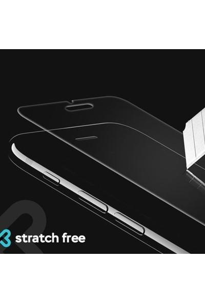 HerBütçeye Maxi Xiaomi Mi Note 3 Şeffaf Temperli Cam