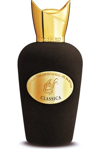 Sospiro Classica Edp 100 ml Gift Box Unisex Parfüm
