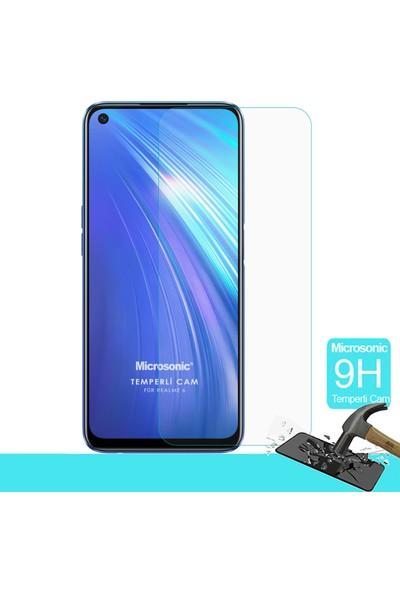 Microsonic Realme 6 Temperli Cam Ekran Koruyucu