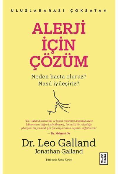 Alerji İçin Çözüm - Leo Galland~Jonathan Galland