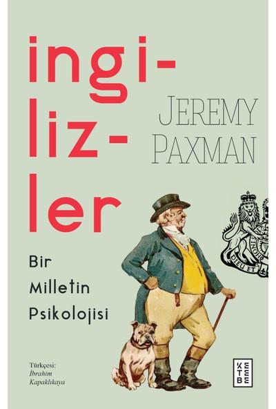 İngilizler - Jeremy Paxman
