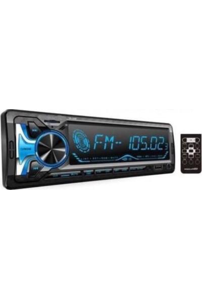 Cadence Oto Teyp CD8300 BT Universal Renk Değişimli 4*60 Ses Çıkışlı