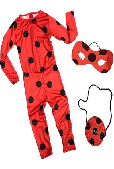 Ek Bebek Mucize Uğur Böceği Miraculous Ladybug And Cat Noir Kostümü