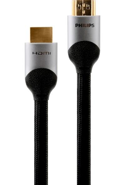 Philips SWL6122E/93 HDMI Kablo Altın Uçlu 4K Kablo - 5m