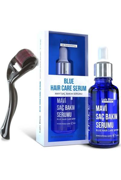 Mavi Saç Serum Bakım Seti 50 ml