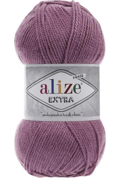 Alize Extra 28 Gül