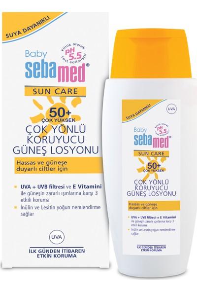 Sebamed Baby Sun Koruyucu Bebek Güneş Losyonu SPF 50 150 ml
